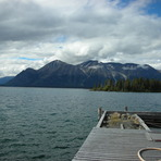 Mount Atlin, Atlin Mountain