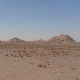 iran central desert, Karkas