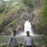 Shalmash waterfall