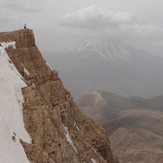Amazing view, Damavand