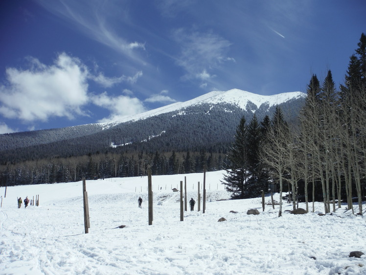 Humphreys Peak weather