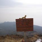 Mount Cameroon summit, Cameroon Mountain