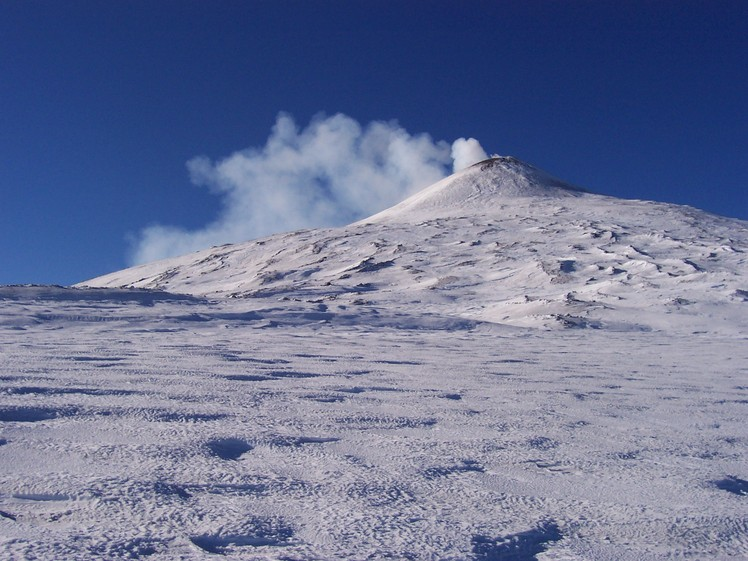 Monte Etna weather