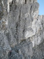 Obiou, NW face, L'Obiou photo