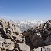 The Summit, Azad Kuh or Shah-zaade Kaj Gardan