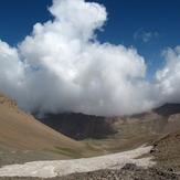 Setare mountain concealed...!, Alam Kuh or Alum Kooh