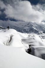 puderzucker snowboard expedition 2015, Gora Kurumdy photo