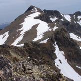pic du Malcaras, Montcalm Massif