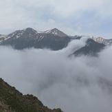 Takht-e-soleyman massife, Alam Kuh or Alum Kooh
