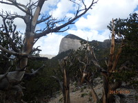 Mummy's Toe, Mummy Mountain photo