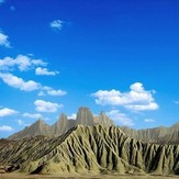 naser ramezani martial mountain, Taftan