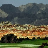 naser ramezani martial mountain, تفتان‎‎