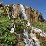 naser ramezani Niakan waterfall, Zard-Kuh