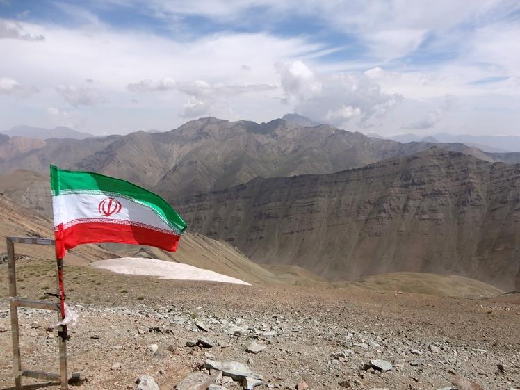 Kloon Bastak, آزاد کوه