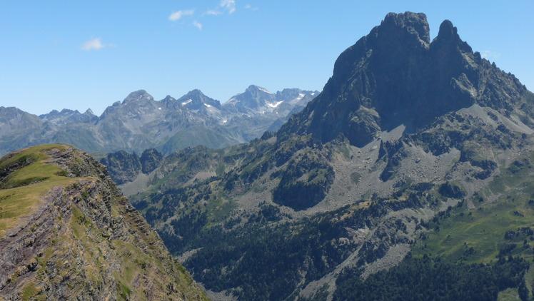 pic midi d ossau, Pic du Midi d'Ossau