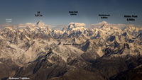 The K2 Massif, Grandscape photo