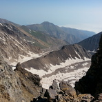 Alam peak, Alam Kuh or Alum Kooh