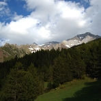 Pic des Posets et pic d'Espadas, Pico de Posets