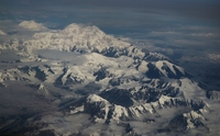 Central Alaska Range, Mount McKinley photo
