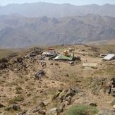Damavand Mountain-First Camp