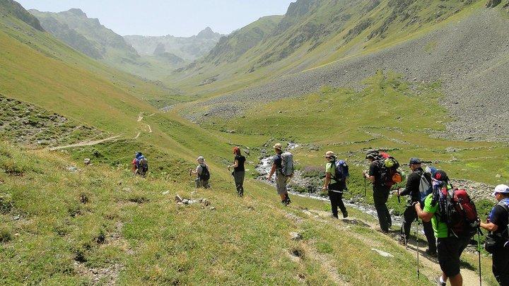 KAÇKAR-heveg, Kaçkar Dağı or Kackar-Dagi