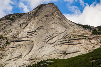 Yak's Granite face, Yak Peak photo