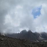 Dandan-e-ezhdeha Ridge, Alam Kuh or Alum Kooh