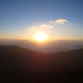 Sun Rise, Sabalan