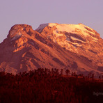 Iztaccihuatl North Face