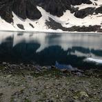 Deniz golu-lake-1, Kaçkar Dağı or Kackar-Dagi