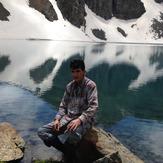 Deniz golu-lake2, Kaçkar Dağı or Kackar-Dagi