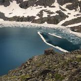 Deniz golu-lake3, Kaçkar Dağı or Kackar-Dagi