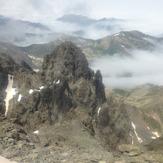 Kackar-north, Kaçkar Dağı or Kackar-Dagi