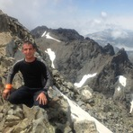 Kackar-north-summit, Kaçkar Dağı or Kackar-Dagi