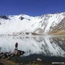 Nevado de Toluca Laguna del Sol