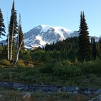 Rainier from Paradise - July 2015, Mount Rainier