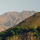 Imlil & Toubkal in the high Atlas Mountains