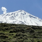 Damavan north face, Damavand