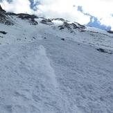 Dobisel glacier, Damavand