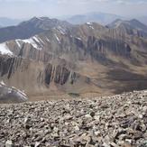 The summit, Kholeno, Borj