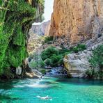 naser ramezani yaraagh canyon, Dena