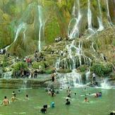 naser ramezani Bisheh waterfall, Sanboran or Oshtoran Kooh
