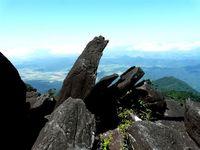Rugged Landscape on Bartle Frere, Mount Bartle Frere photo