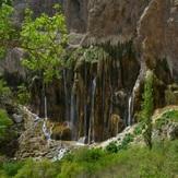 naser ramezani Margon waterfall, Dena
