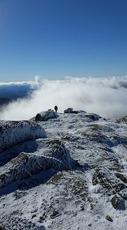 Mount Marcy summit 10/23/15 photo