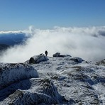 Mount Marcy summit 10/23/15