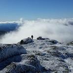 Mount Marcy summit 10/23/15
