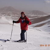 sahand ski resort