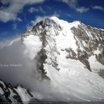 West Face, Huayna Potosi