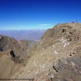 قله شاه البرز